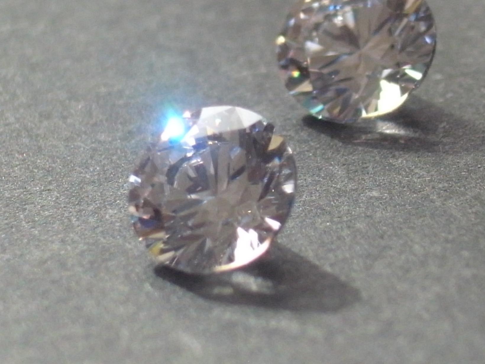 ダイヤモンドの歴史...