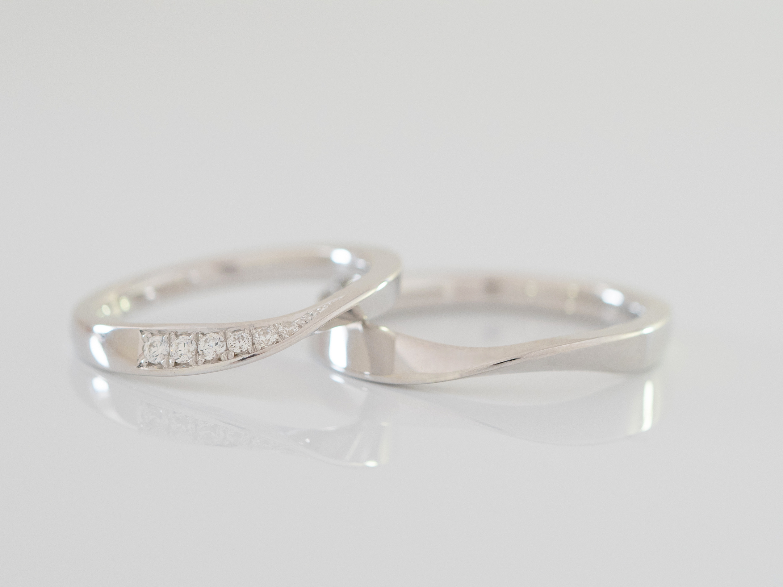 プラチナの結婚指輪について...