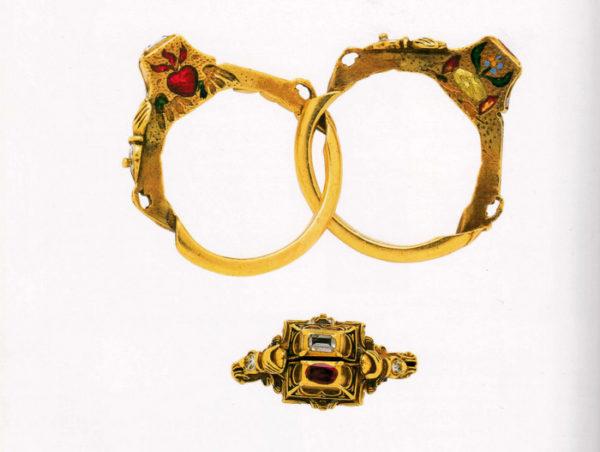 ルターの結婚指輪のギメルリング