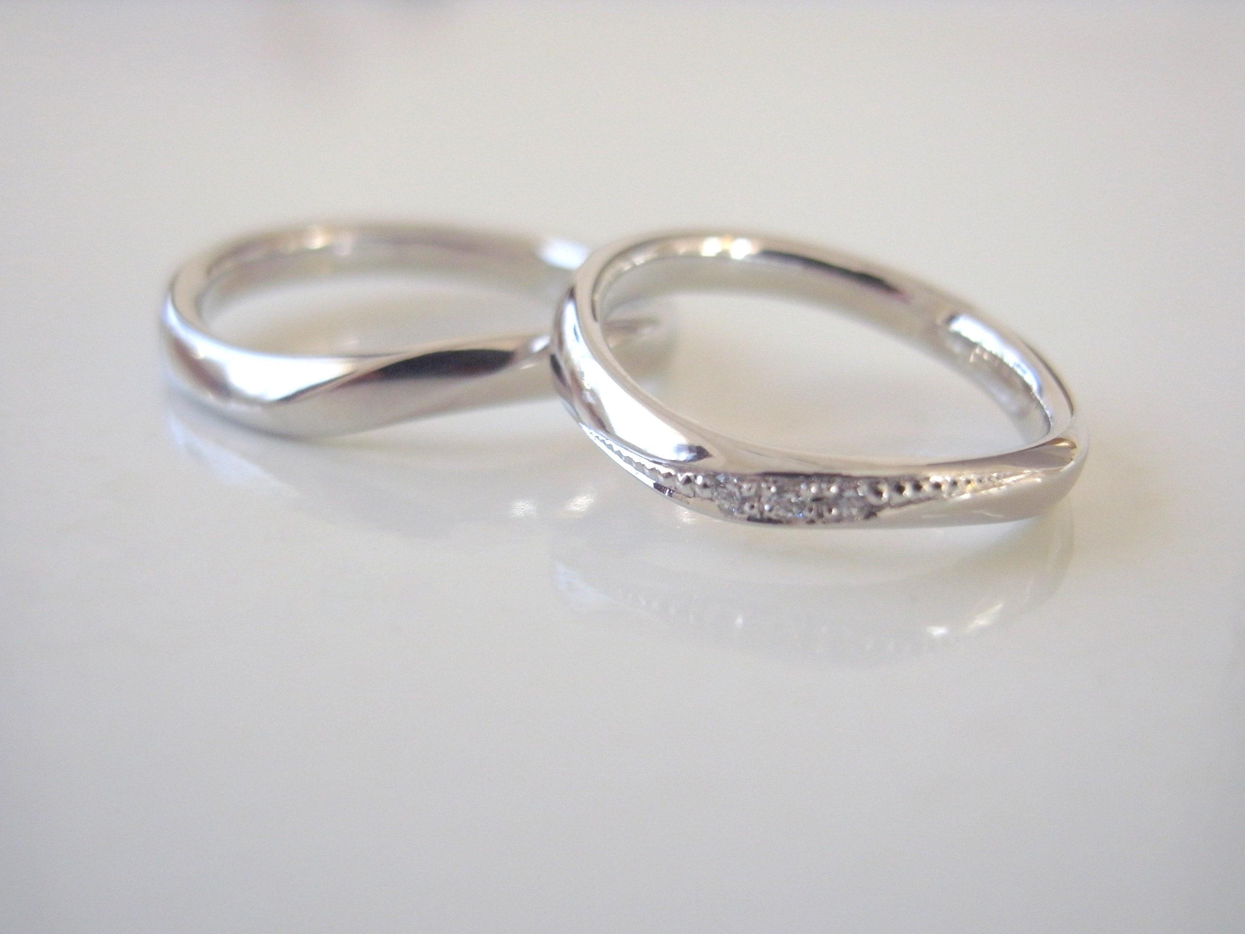 結婚指輪の納期について...