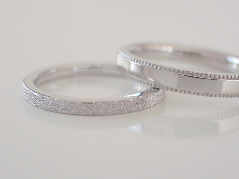 結婚指輪の「巾」・後悔しないために...