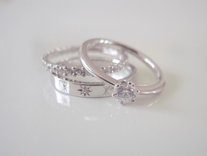 結婚指輪や婚約指輪の宝石・石留方法の色々...