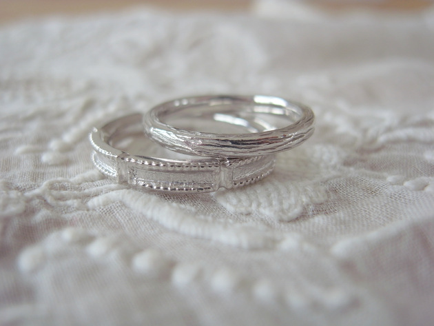 結婚指輪・プラチナか?ホワイトゴールドか?...