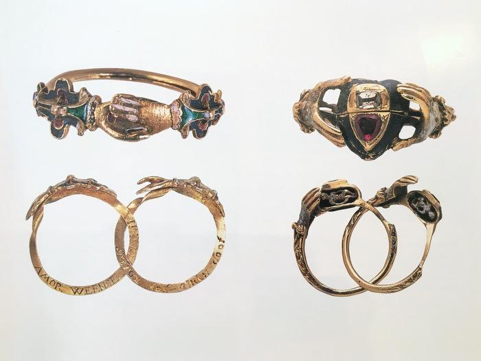 結婚指輪・フェデリングについて...