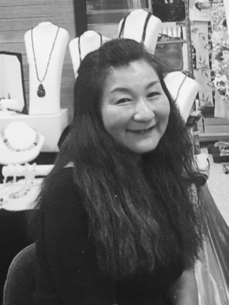 代表であるスタッフ関美奈子の顔写真